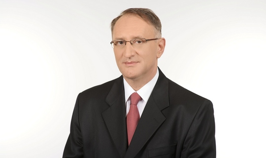 Edib Galijatović   Predsjednik uprave Triglav d.d. Sarajevo