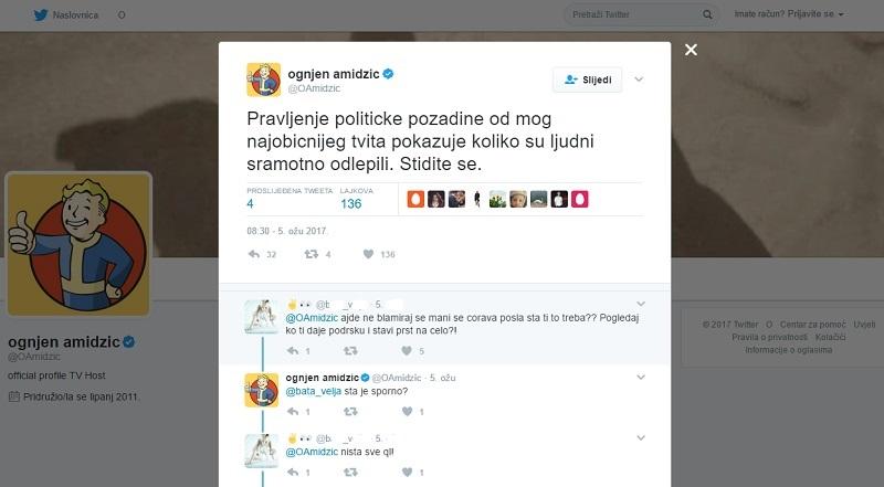 Komentari Twitter
