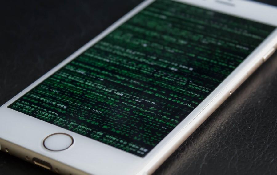iPhone-Matrix-Code-Exploit