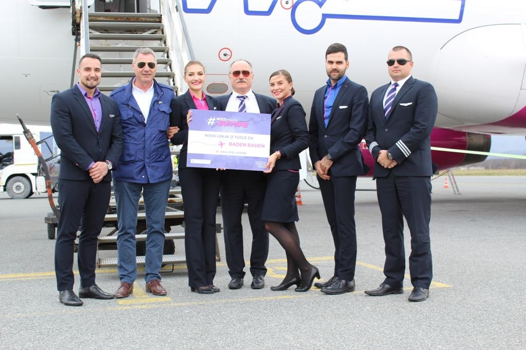 Wizz Air uvodi novu liniju iz Tuzle (4)