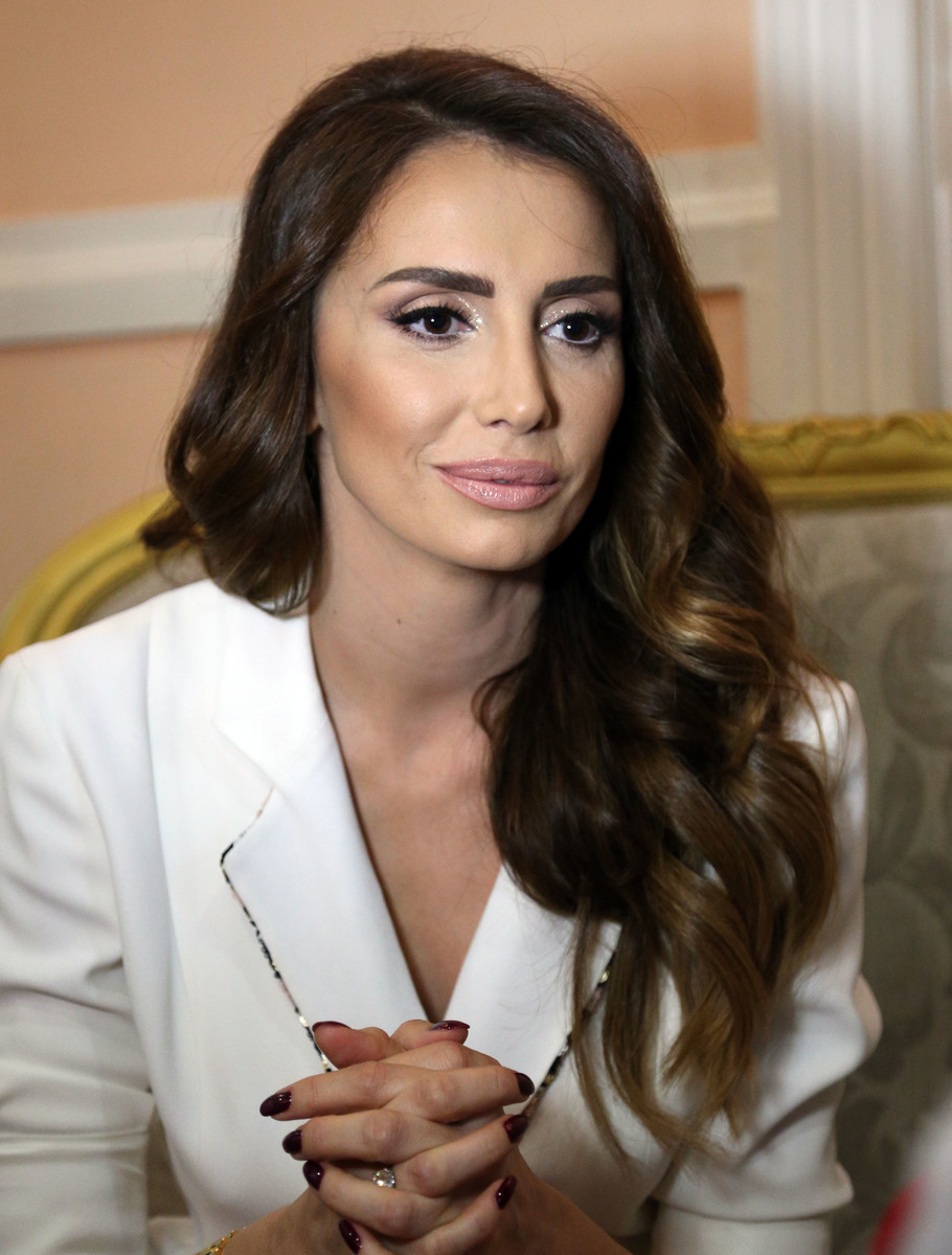 Emina Jahović: Ne razmišljam o novom partneru