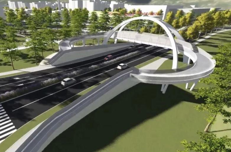 Pasarela Zalik: Mostar za dva mjeseca dobija sjeverni ulaz u grad nalik na Stari most