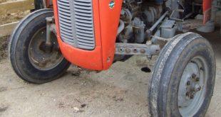 traktorom