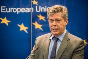 Šef Delegacije EU u BiH Lars-Gunnar Wigemark