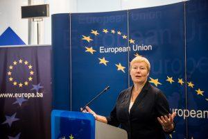 Ambasadorica Njemačke u BiH Christiane Hohmann