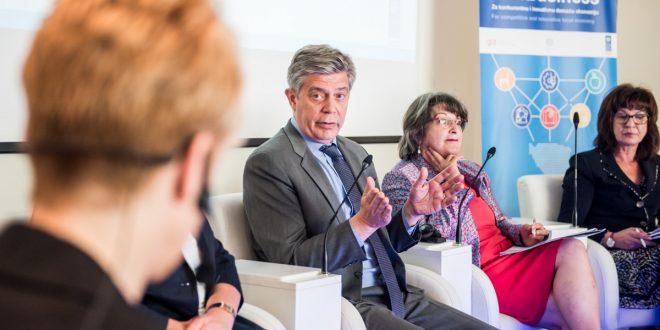 Predstavljanje projekta EU4Business (1)