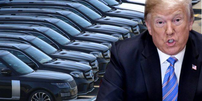 EU će uzvratiti ako Trump uvede carine na automobile