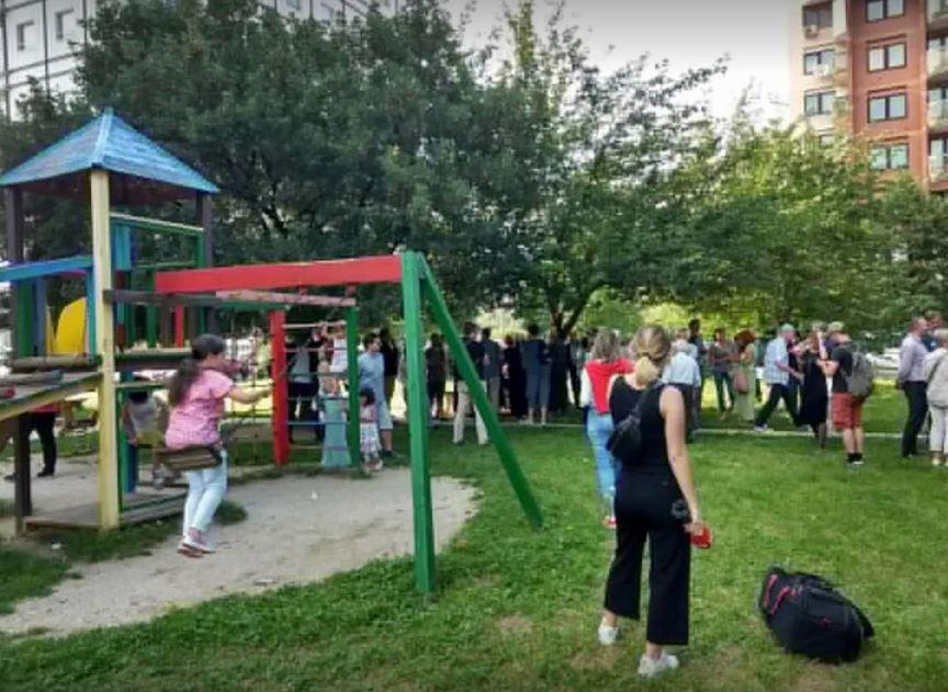 Park Marijin Dvor