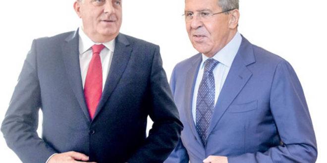Moskva spremna da podrži osamostaljenje Republike Srpske