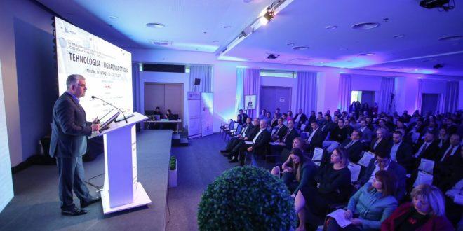 "Sutra počinje VI naučno stručna konferencija ""Sfera 2018: Tehnologija, materijalizacija i sistemi za krovove"""