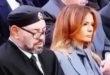 POGLEDAJTE: Marokanski kralj zaspao pored Melanije, Donald Tramp ga posmatrao (VIDEO)