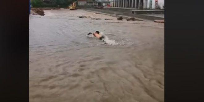 Banjalučanin zaplivao na novom  kružnom toku u naselju Lauš vrijednom 650.000 KM