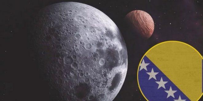 BiH se obavezala da neće okupirati Mjesec