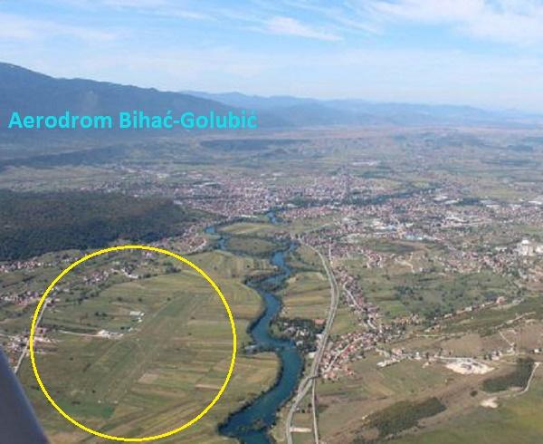 Aerodrom Bihać : Postavljen prvi sloj AERODROM-BIHAC