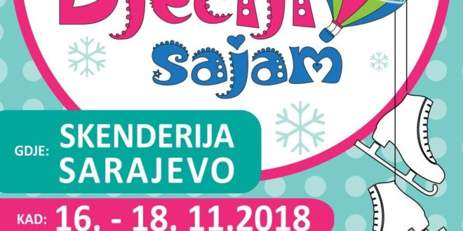 Dječiji sajam by Dukat zdrava navika slavi 5. rođendan i svi ste pozvani na zabavu na ledu!