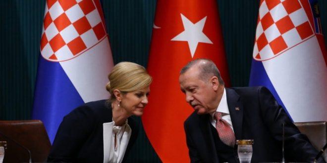 """ERDOGAN PORUČIO KOLINDI: """"Poštovati izbor Željka Komšića i što prije revidirati Dejtonski sporazum"""""""