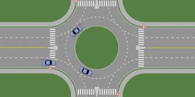 Greške koje vozači prave vozeći u kružnom toku