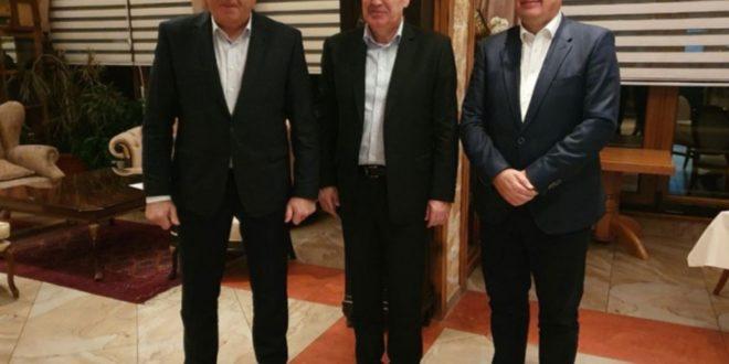 Dodik, Čović i Tegeltija u Banjaluci: Što prije formirati Savjet ministara