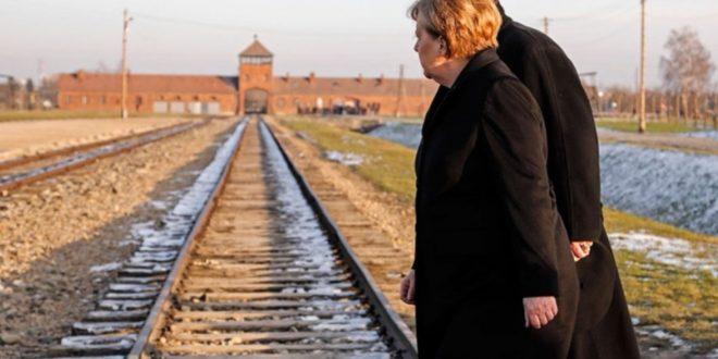 Merkel u Aušvicu: Osjećam stid zbog zločina koje su počinili Nijemci