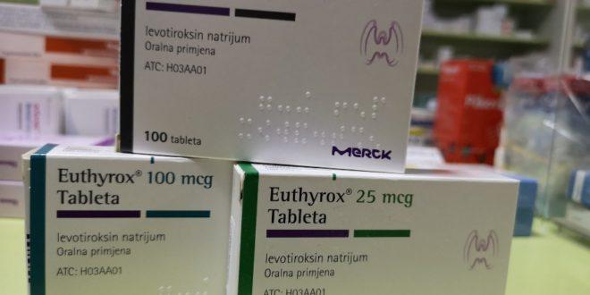 Nova formulacija lijeka Euthyrox je sigurna i djelotvorna