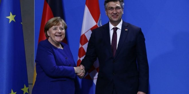 Merkel: Samit u Zagrebu o zapadnom Balkanu veoma značajan
