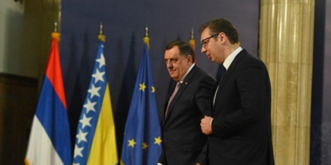 Dodik: Izmjena Dejtona značila bi da Srpska više nije u BiH