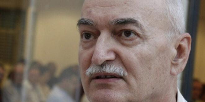 Umro jeSlaven Letica, hrvatski ekonomist, publicist i bivši saborski zastupnik.
