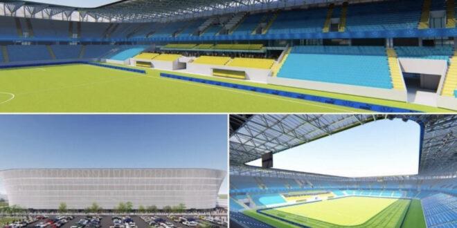 IDEJNI PROJEKT GOTOV;Evo kako bi trebao izgledati  nacionalni stadion