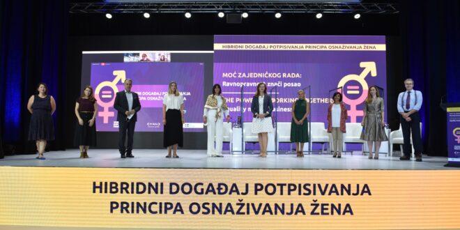 Potpisivanjem WEPs principa najveće bh. IT kompanije se pridružile globalnom pokretu za osnaživanje žena u sektoru informacijskih tehnologija